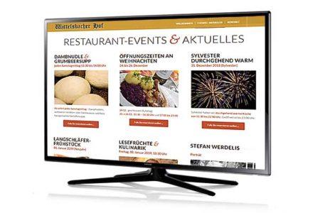 Gastronomie-Marketing nach Neugründung